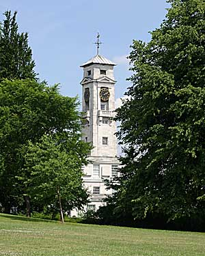 Nottingham University - Trent Tower